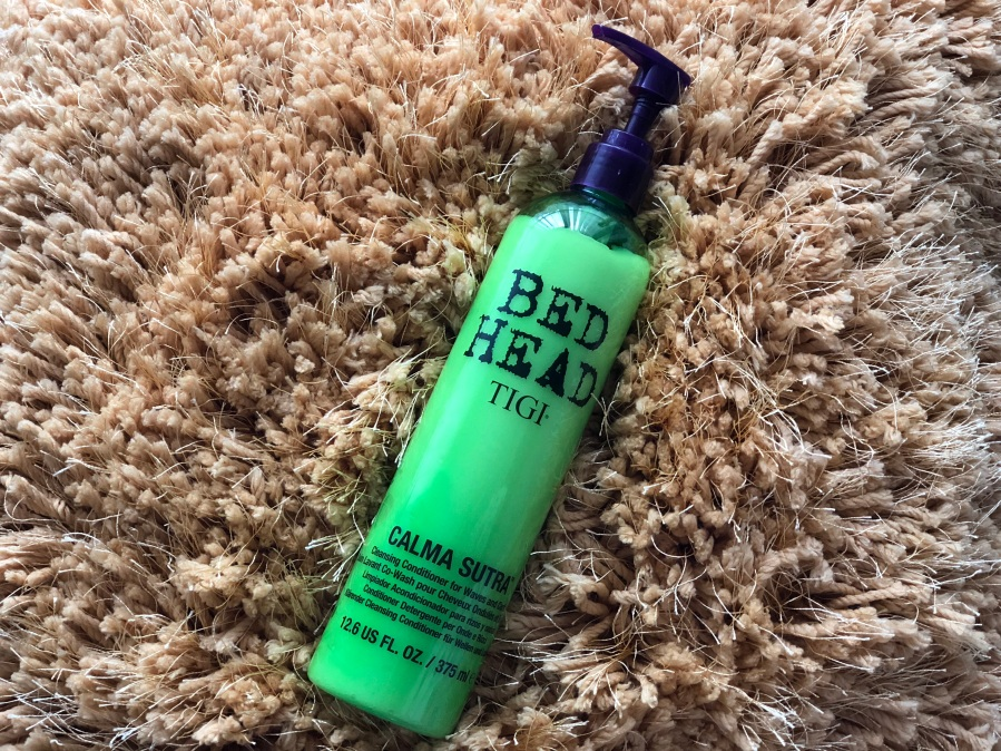 anti-frizz hair products